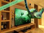 65¨ Smart tv detail