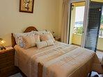 Master bedroom - Palheiro Residence