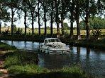 le Canal du Midi a 2 km une chose a découvrir