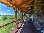 Find a secluded escape in South Dakota at this vacation rental home in Spearfish.