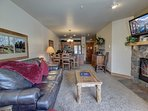 Gorgeous Red Hawk Lodge vacation condo