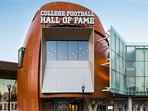 25 minutes from College Football Hall of Fame
