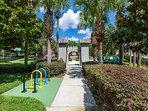Fairy Tale Park Entrance