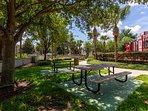 Fairy Tale Park Tables