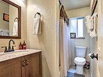 This home offers 3 pristine bathrooms.