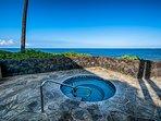 Sea Village Hot Tub