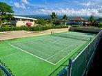 On-site Tennis Court