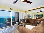 Living Room and Lanai