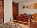 Standard Triple Studio with one couple bed + one single bed,all ensuite