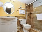 Private Master Bath with a Stand Up Shower