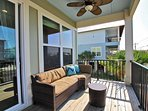 1st Floor Balcony 2nd Outdoor Sectional