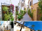 Stroll through the pitoresque old town with its handcraft Shops and Tapas bars