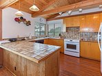 Seaclusion - Fully Equipped Kitchen with Views