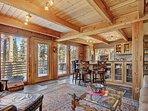 Burgett Cabin in Breckenridge