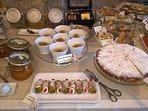 Colazione a buffet facoltativa