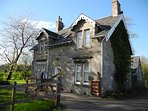 Garden Cottage on Private Estate in Ayrshire - sleeps 4