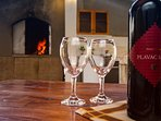 Enjoy relaxing by barbecue and best Croatian wines