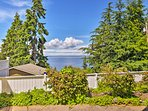 This unit is the perfect home base for your Bellingham escape!