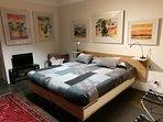 camera da letto I Fiori versione matrimoniale