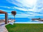 3 bedroom Villa in Pollyrinia, Crete, Greece : ref 5636925