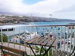 Apartament in 1st line from the sea in Playa San Juan