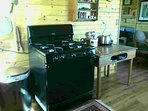 Gas stove, toaster provider