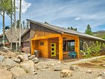 Take a trip to Grand Lake and stay at 'Sandy's Ski Haus,' a newly constructed vacation rental cabin!