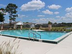 Communal Pool,  Indian Point, Kissimmee, Florida