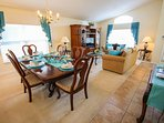 Formal Dining Area for those special family meals.