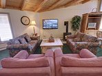 Relax in the common area of Key Condo