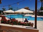 Resort Centre swimming pool