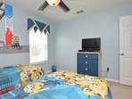 Minion bedroom.