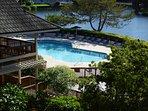 Pristine community amenities await your stay!