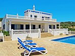 3 bedroom Villa in Sítio da Areia, Faro, Portugal : ref 5637629
