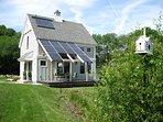 Green & Solar Cottage