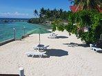 Private Beach in Tauig