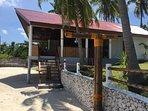 Main Bar &Restaurant Entrance from The Beach