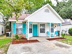 Pack your bags and head to this 3-bed, 2-bath vacation rental house!