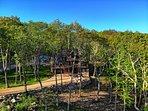 back of Longview, Eagles Nest, Banner Elk, NC