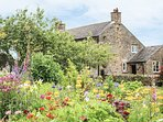 WILLOW HOUSE COTTAGE, pet friendly, country holiday cottage, with a garden in Wi