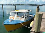 Visit Stocking Island using Elvis's Water Taxi
