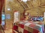 Log Bedrooms