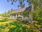 This home is just 5 minutes from the infamous Maine Lobster Festival.