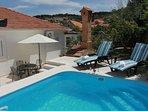 3 bedroom Villa in Nerežišće, Splitsko-Dalmatinska Županija, Croatia : ref 56384