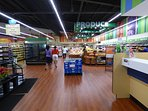 Massy Supermarket (Sunset Crest).Well stocked,conveniently located minutes walk from Palm Crest Apts