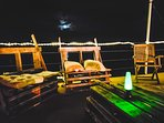 Fancy having Dinner out on Deck Under the Stars?