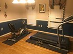 common gym area