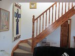Featured staircase