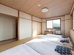 Nozawa Peaks 4 bed room