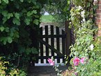 Garden gate